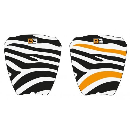 Tail Pad B3 Zebra