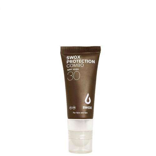 Swox Sunscreen Combo ,SPF 30 ,15ml+3g