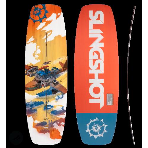 Slingshot 2016 Wakeboard Terrain