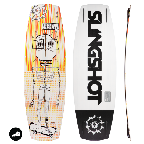 Slingshot 2016 Wakeboard Shredtown