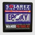 Kit Reparacion Solarez (Epoxy) Pro Travel Kit