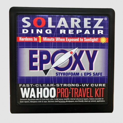Kit Reparacion Solarez SUP (Epoxy) Pro Travel Kit