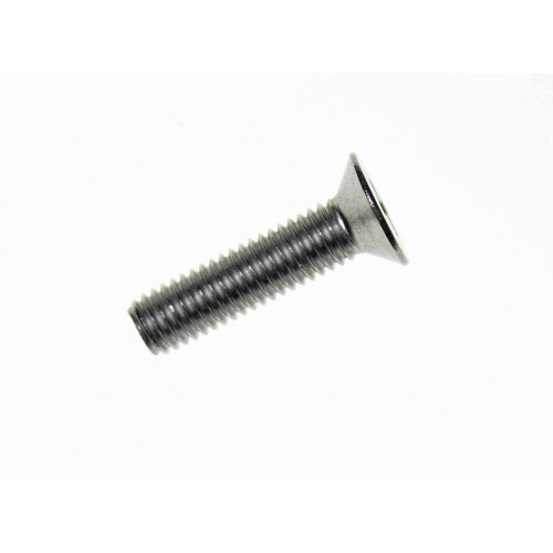 Tornillo Aleta Acero 5x20mm Phillips Avellanada