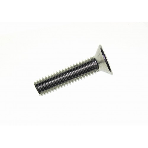 Tornillo Aleta Acero 6x25mm Phillips Avellanada