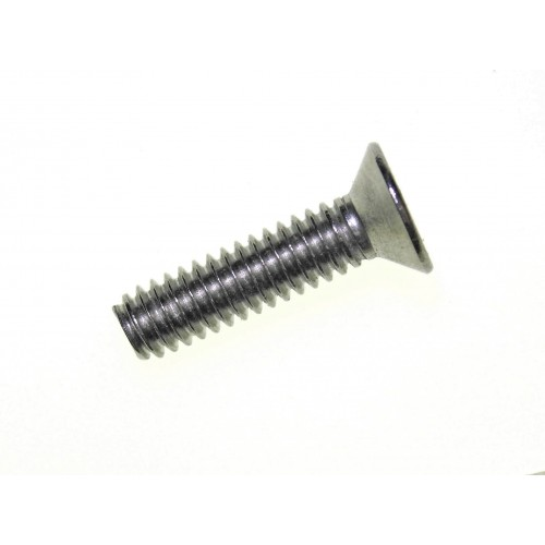 Tornillo Whitworth Acero 1/4x3/4 Avellanada Philli