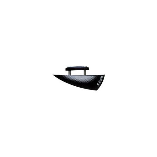 Aleta B3 Plastico Twin Tip Fin 5.5cm 3 hole 5mm