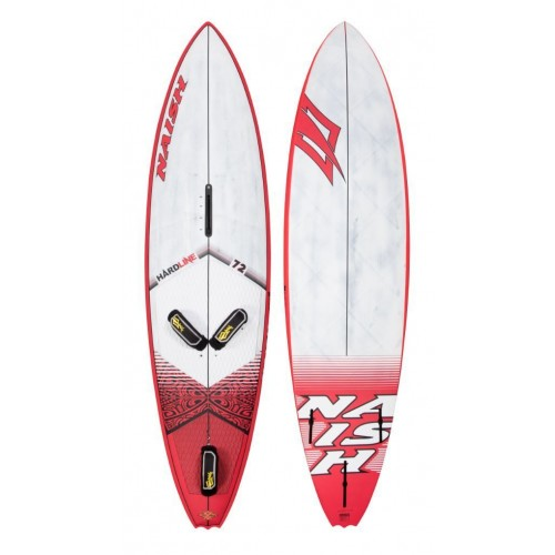 Tabla Windsurf Hardline Carbon Pro Naish 2017