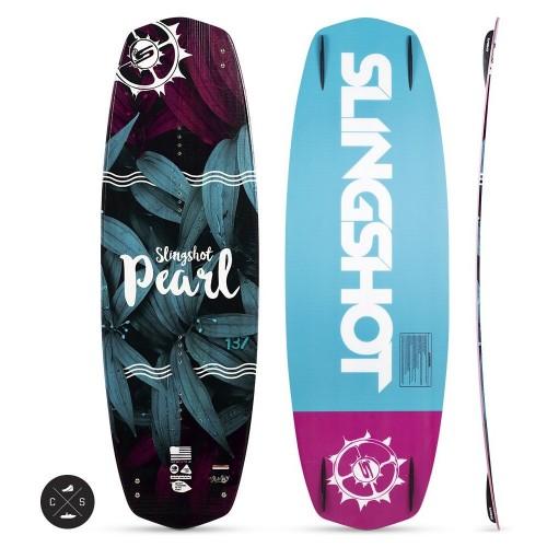 Slingshot 2017 Wakeboard Pearl