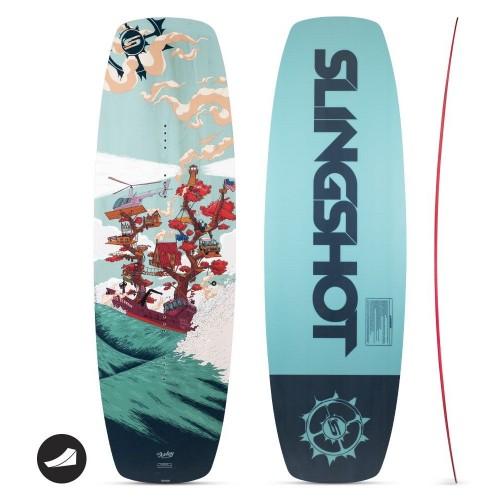 Slingshot 2017 Wakeboard Terrain