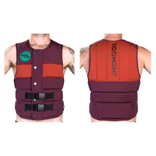 Ride Engine 2017 Shredtown Impact Vest