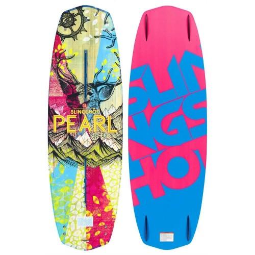 Slingshot 2014 Wakeboard Pearl 137