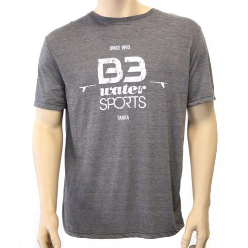 B3 App Camiseta Tarifa Gris