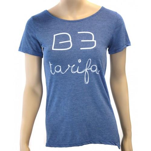 B3 App Camiseta Tarifa Women Azul