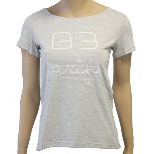 B3 App Camiseta Tarifa Women Gris