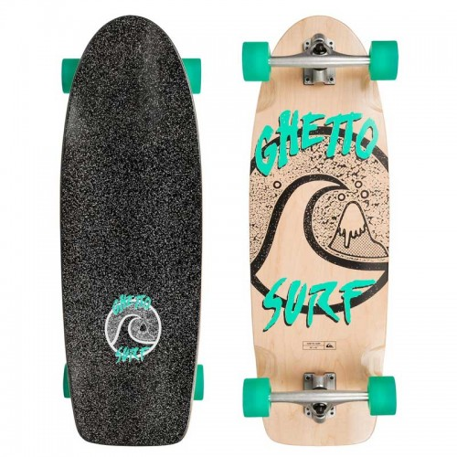 Quiksilver Longskateboards Ghetto Surf