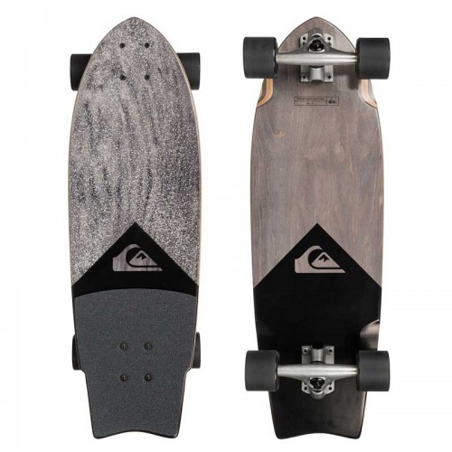 Quiksilver Longskateboards New Wave Black Traction
