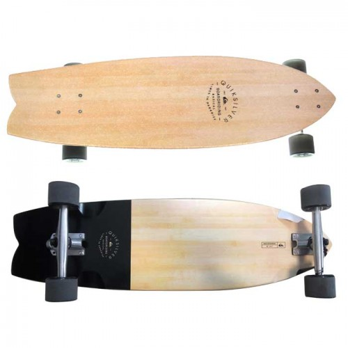 Quiksilver Longskateboards Abacaxi Bamboo