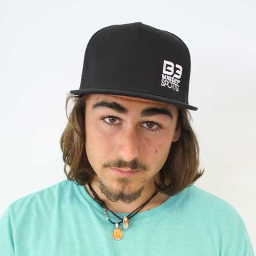 Gorra B3 New Era Negro