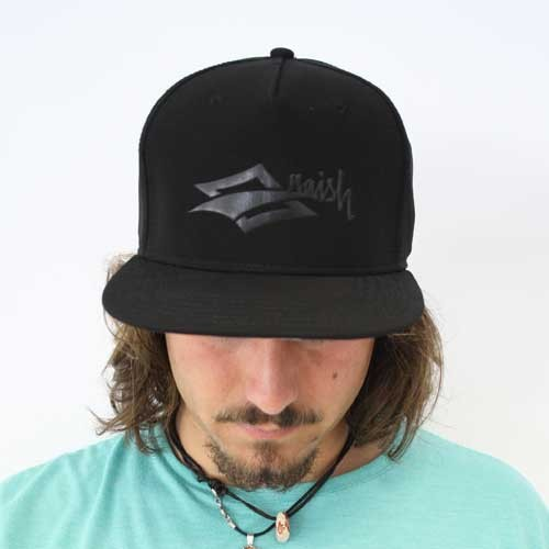 Naish 2017 APP Black Diamond Script Sapback Cap