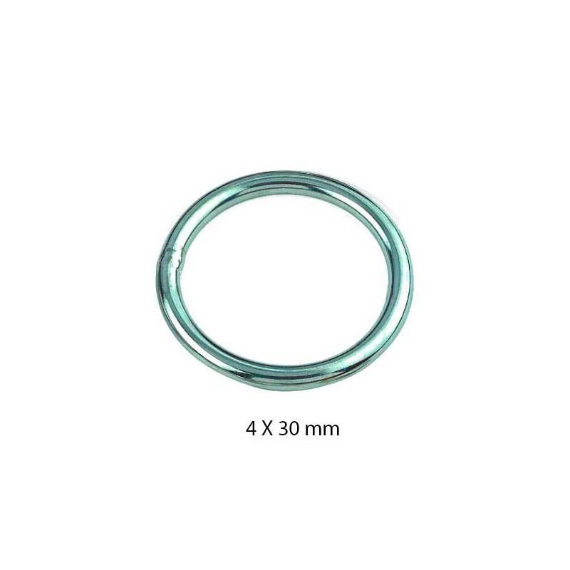 Anilla Inox 4X30mm