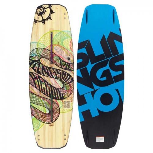 Slingshot 2014 Wakeboard Recoil 142