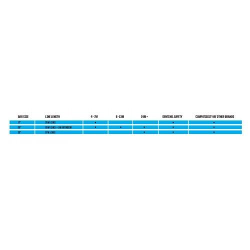 Slingshot 2017 Bar Compstick W/Sentinel