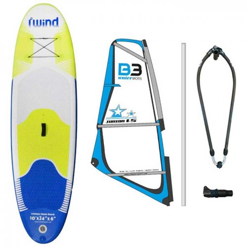Pack Tabla B3 IWIND + Junior Rig 2.0