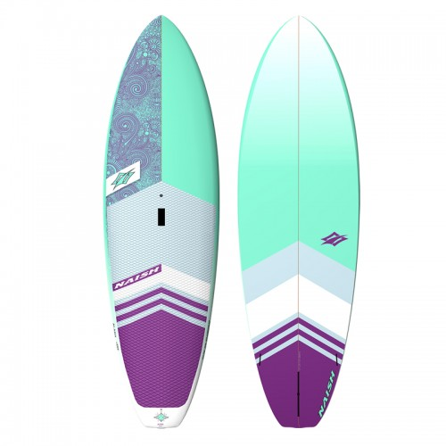 Naish 2018 Tabla SUP Quest Alana 9'6""