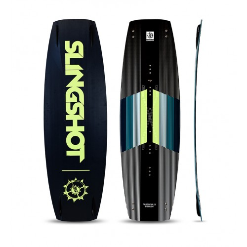 Slingshot 2018 Kiteboard Refraction