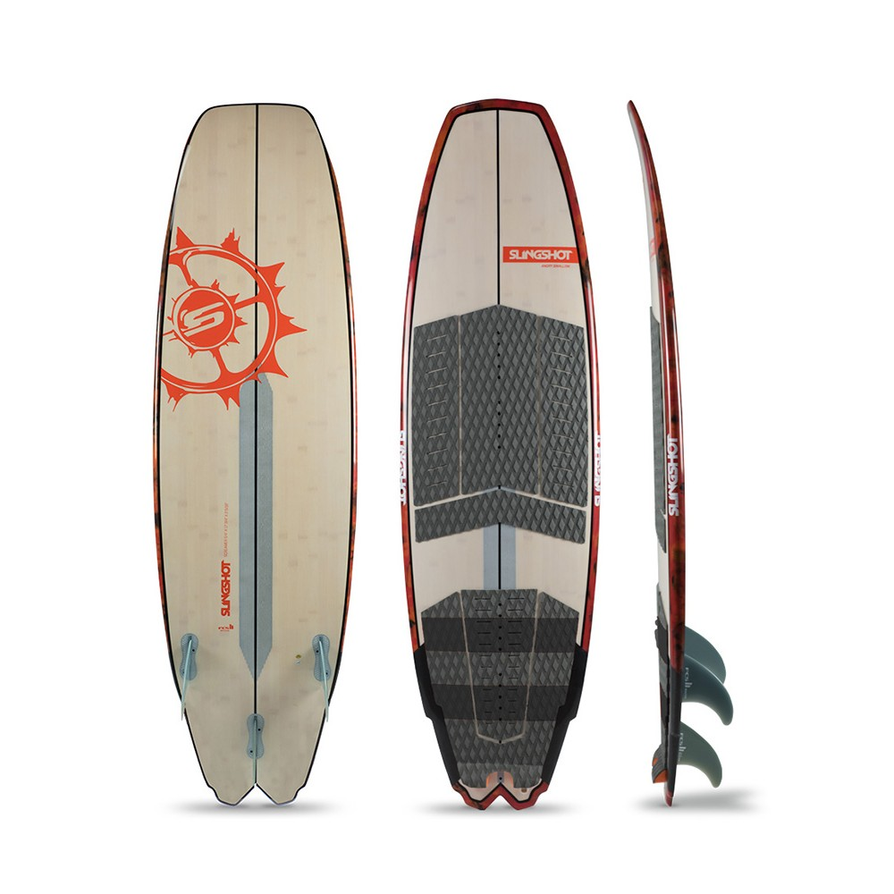 Slingshot 2018 Surfboard Angry Swallow