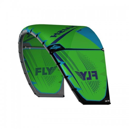 Naish 2017/18 Kite Fly Green/Blue