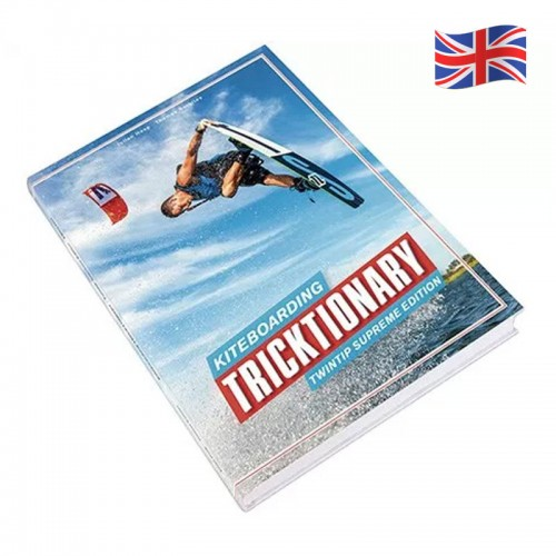 Kiteboarding Tricktionary-Twin Tip Edit. English