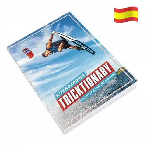 Kiteboarding Tricktionary-Twin Tip Edit. Español
