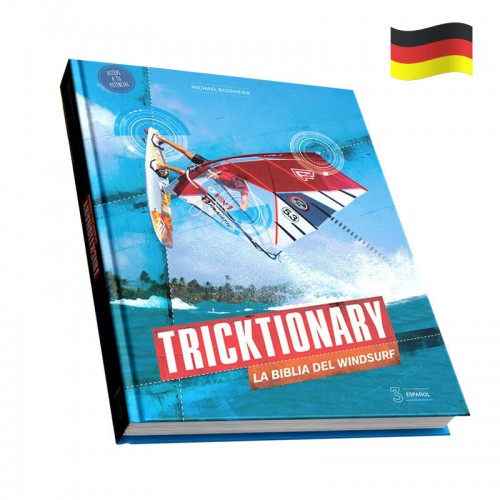 Windsurfing Tricktionary 3 Edit. Deutsch