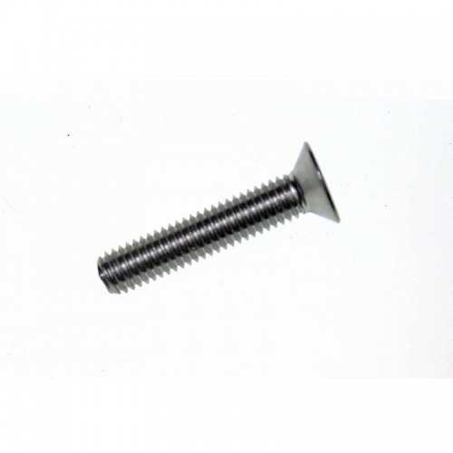 Tornillo Aleta Acero 8x30mm Phillips Avellanada