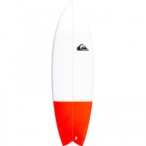 Quiksilver Surfboard Batboard 5`10 21 2 1/2