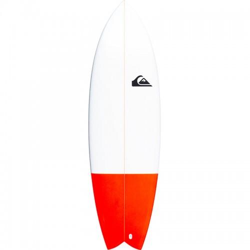 Quiksilver Surfboard Batboard 6`2 21 1/2 2 3/4