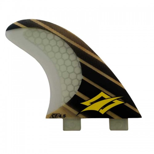 "NAISH 4.5"" Center fin - US Box"