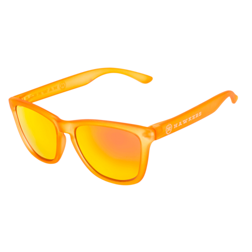 Hawkers Sunglasses Fox Orange Ruby One