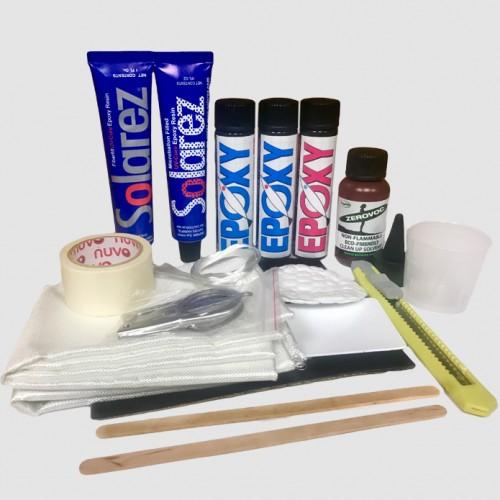 Kit Reparacion Solarez SUP (Epoxy) Pro Travel Kit