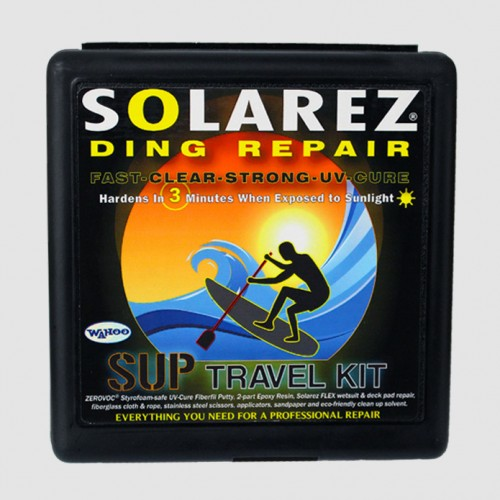 Kit Reparacion Solarez SUP Pro Travel Kit