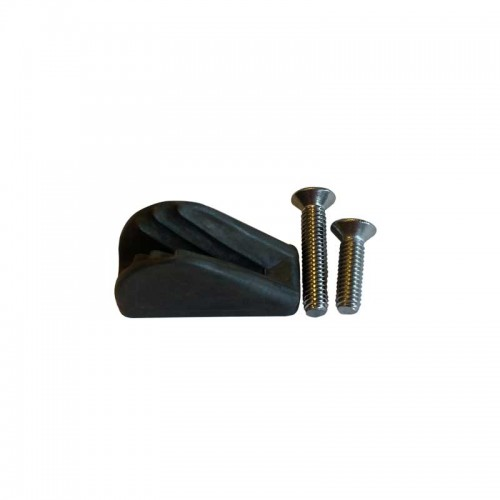 Slingshot Guardian Anodized Clam Cleat w/4mm Screw