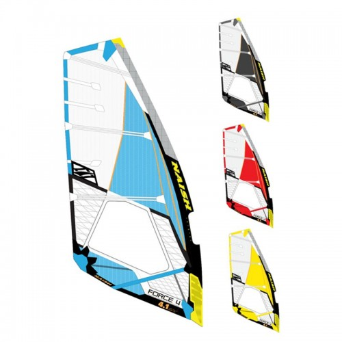 Vela Windsurf Naish Force IV 2018.
