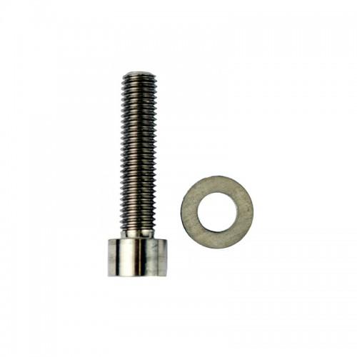 Slingshot HG M10x45mm Titanium Bolt(socket)+washer