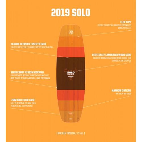 Slingshot 2019 Wakeboard Solo