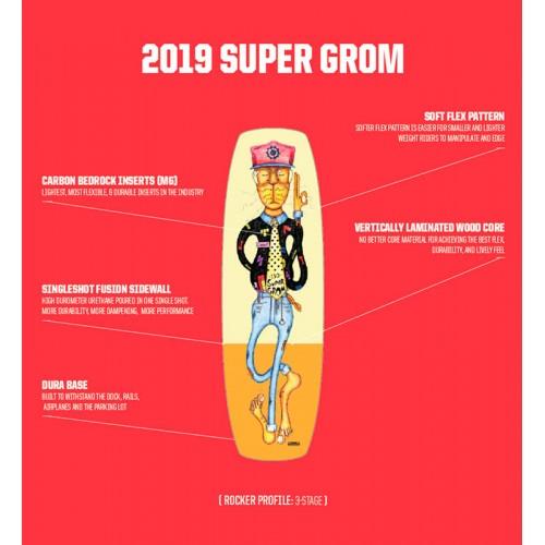 Slingshot 2019 Wakeboard Super Grom