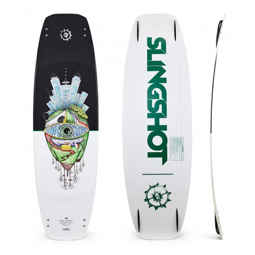 Slingshot 2019 Wakeboard The Bishop 146