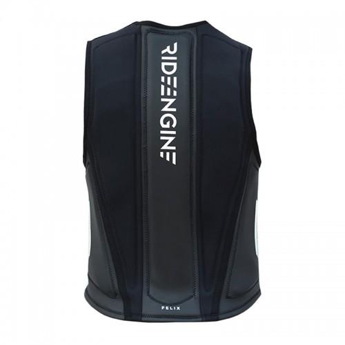 Ride Engine Felix Impact Vest Black Wake