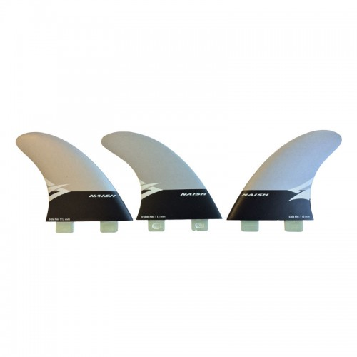 "NAISH 4.5"" Thruster Fin Set (3) - FCS"