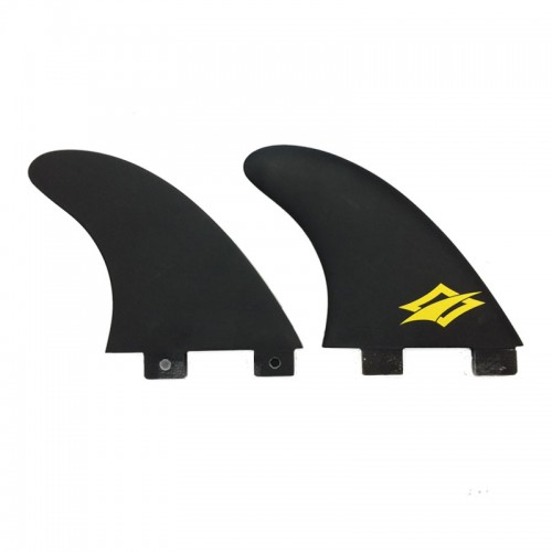 "Naish 4"" Glass Side Fin Set - FCS"